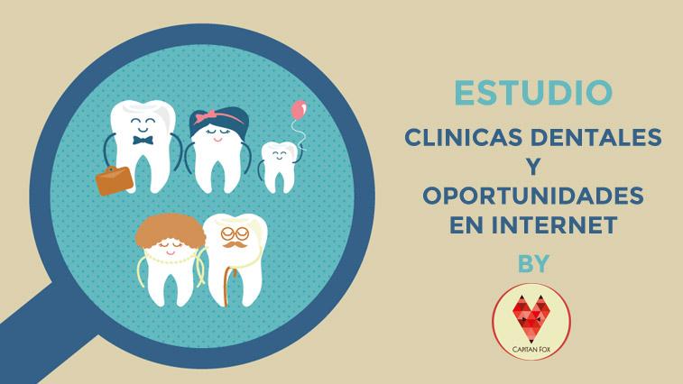 Estudio sobre las clínicas dentales de Manresa en Internet by Capitan Fox