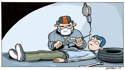 intrusismo laboral , medico