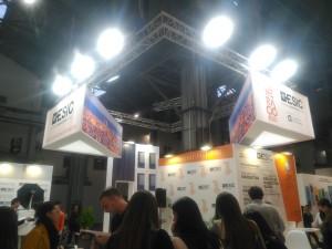 ESIC_Diseño stand_Saló del ensenyament